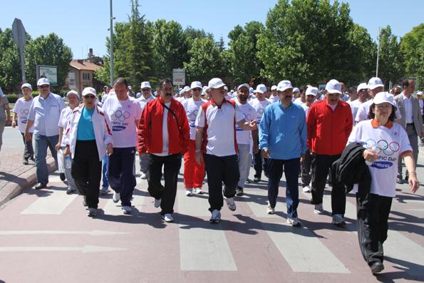 Olimpik Gün Yürüyüşü 11
