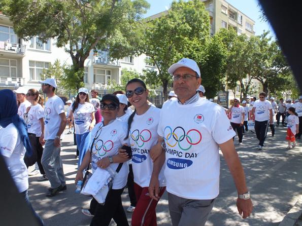 Olimpik Gün Yürüyüşü 6