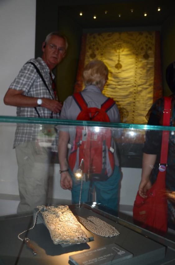 Mevlana Müzesinde hareketlilik 3