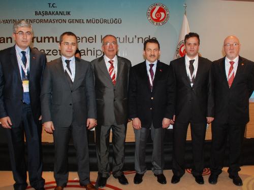 Anadolu gazeteleri temsilcilerini seçti 1