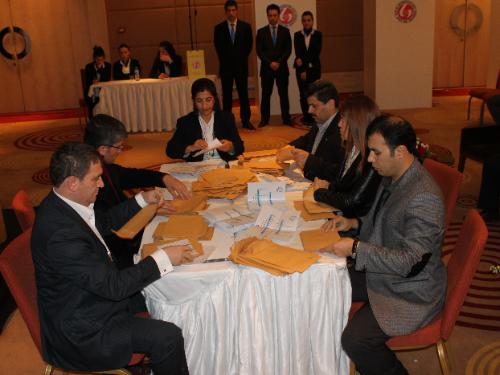 Anadolu gazeteleri temsilcilerini seçti 11