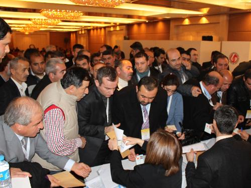 Anadolu gazeteleri temsilcilerini seçti 12