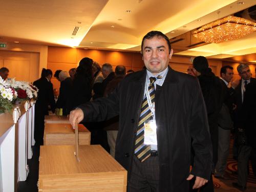 Anadolu gazeteleri temsilcilerini seçti 13