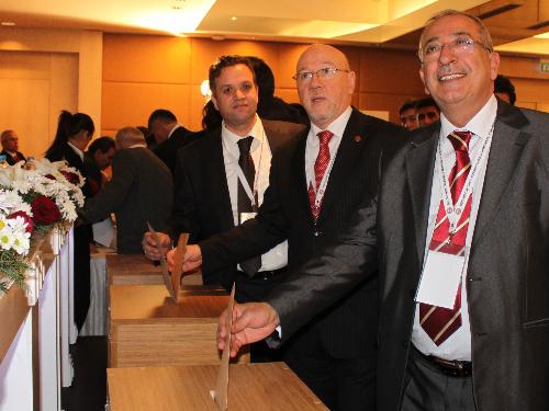 Anadolu gazeteleri temsilcilerini seçti 14