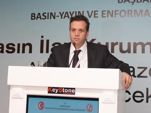 Anadolu gazeteleri temsilcilerini seçti 16