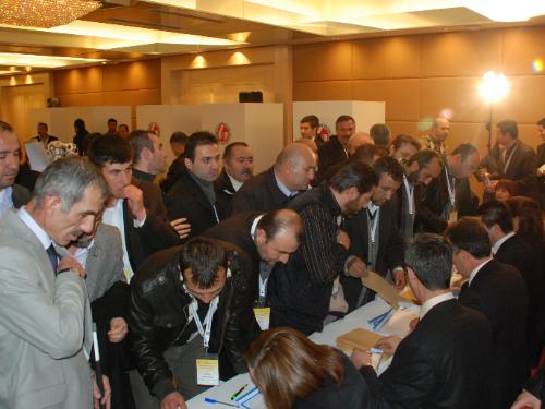 Anadolu gazeteleri temsilcilerini seçti 2