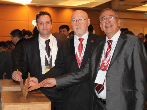 Anadolu gazeteleri temsilcilerini seçti 3