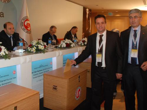 Anadolu gazeteleri temsilcilerini seçti 4
