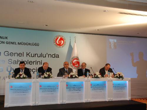 Anadolu gazeteleri temsilcilerini seçti 7