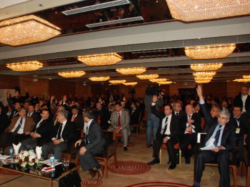 Anadolu gazeteleri temsilcilerini seçti 8