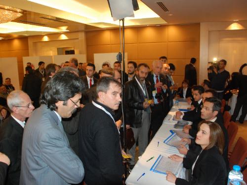 Anadolu gazeteleri temsilcilerini seçti 9