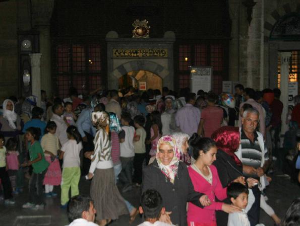Sultan Selim Camii ve Mevlana Müzesi 1