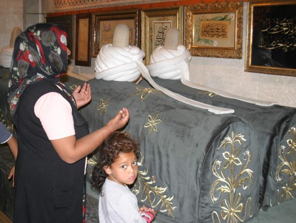 Sultan Selim Camii ve Mevlana Müzesi 2