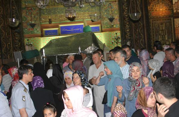 Sultan Selim Camii ve Mevlana Müzesi 5