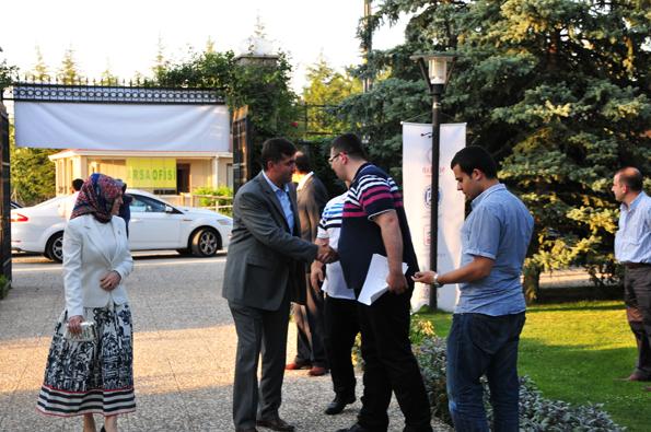 Konyalılar iftarda Ankarada buluştu 1