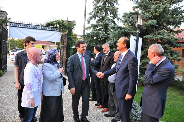 Konyalılar iftarda Ankarada buluştu 12