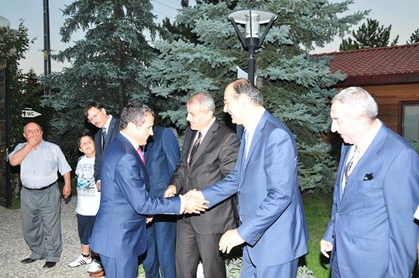 Konyalılar iftarda Ankarada buluştu 18