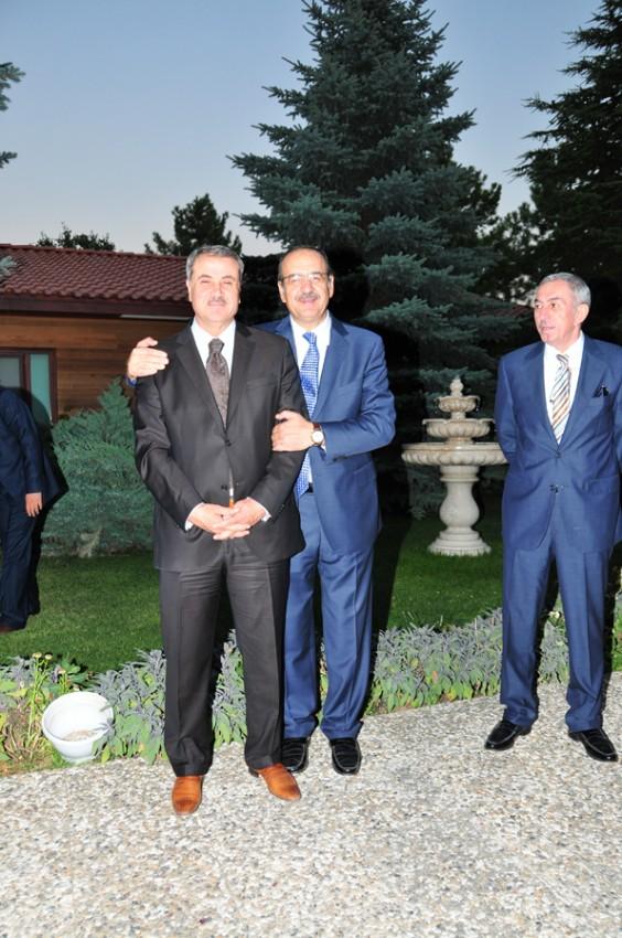 Konyalılar iftarda Ankarada buluştu 19