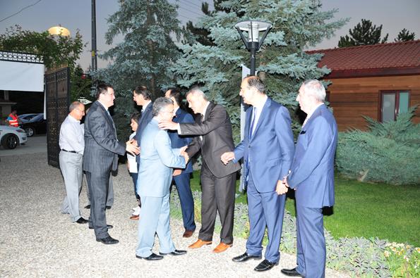 Konyalılar iftarda Ankarada buluştu 22