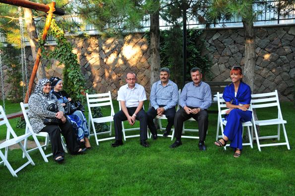Konyalılar iftarda Ankarada buluştu 3