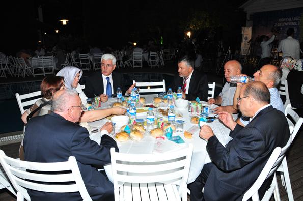 Konyalılar iftarda Ankarada buluştu 31