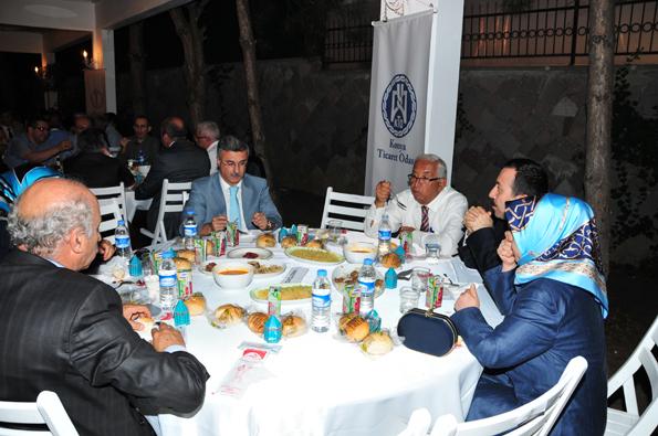 Konyalılar iftarda Ankarada buluştu 33
