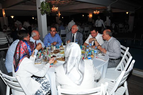 Konyalılar iftarda Ankarada buluştu 34