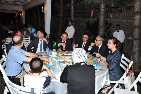 Konyalılar iftarda Ankarada buluştu 35