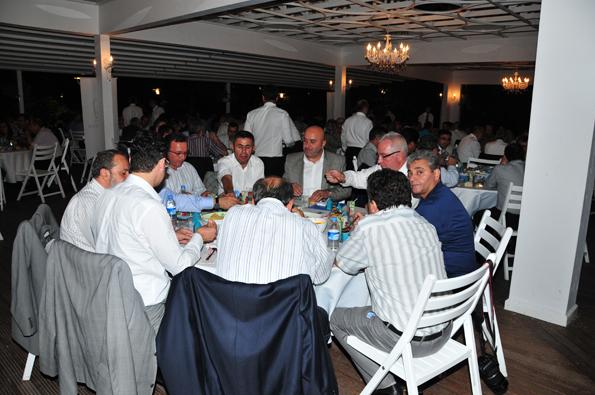 Konyalılar iftarda Ankarada buluştu 36