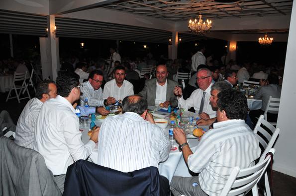 Konyalılar iftarda Ankarada buluştu 38