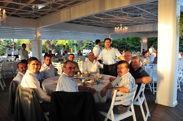 Konyalılar iftarda Ankarada buluştu 4