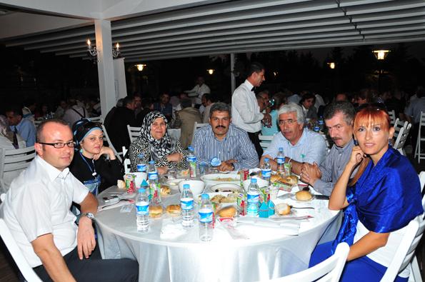 Konyalılar iftarda Ankarada buluştu 41