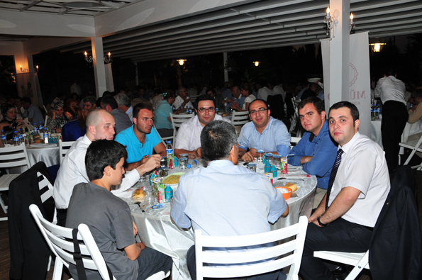 Konyalılar iftarda Ankarada buluştu 43