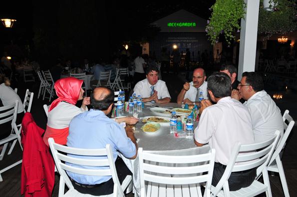 Konyalılar iftarda Ankarada buluştu 44
