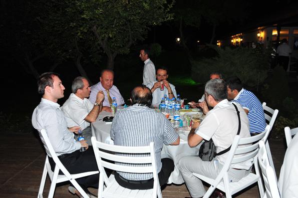 Konyalılar iftarda Ankarada buluştu 46