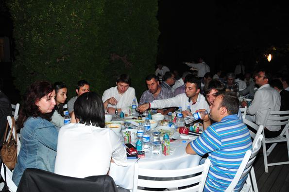 Konyalılar iftarda Ankarada buluştu 48
