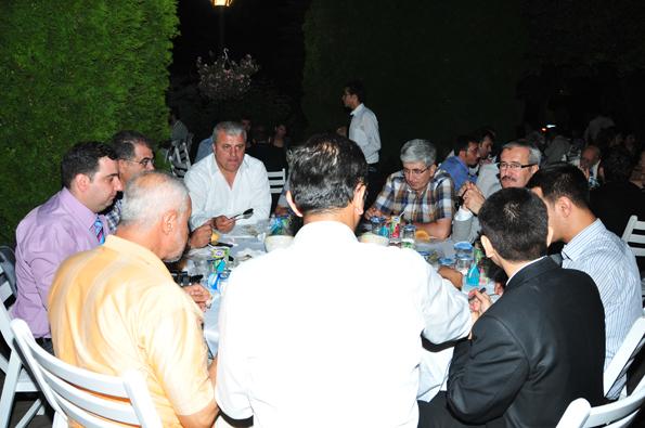 Konyalılar iftarda Ankarada buluştu 49