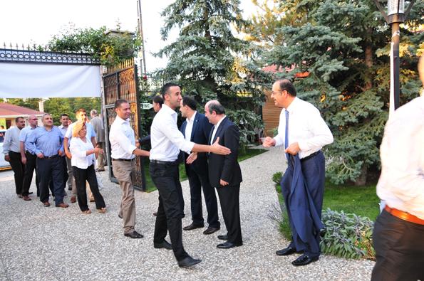 Konyalılar iftarda Ankarada buluştu 5