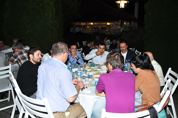 Konyalılar iftarda Ankarada buluştu 50