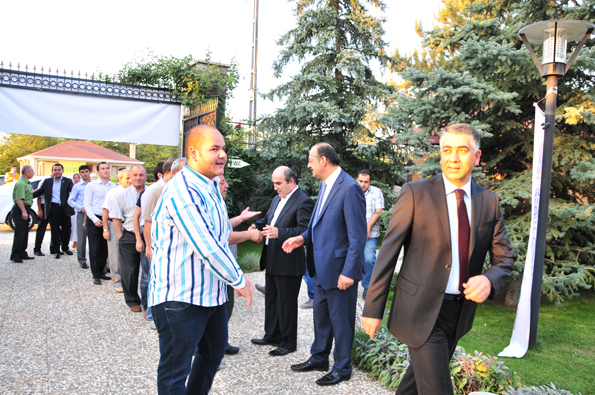 Konyalılar iftarda Ankarada buluştu 6