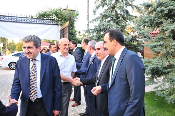 Konyalılar iftarda Ankarada buluştu 8