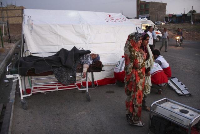İranda deprem 3