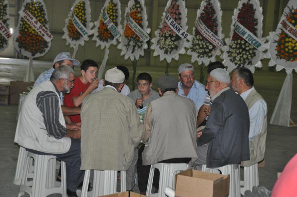Konya bu düğünde bir araya geldi 18
