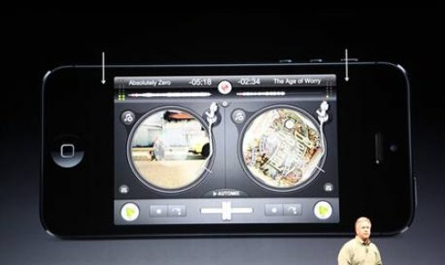 İşte yeni iPhone 1