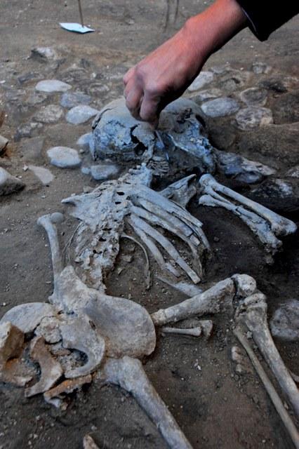10 bin 300 yıl önce insanlar böyle yaşıyordu 6