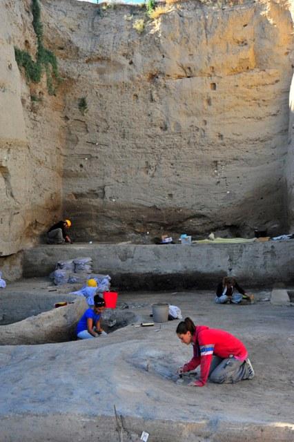10 bin 300 yıl önce insanlar böyle yaşıyordu 7