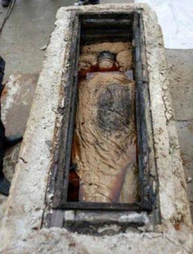 700 yıllık hanedan mumyası bulundu 2