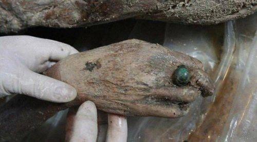 700 yıllık hanedan mumyası bulundu 4