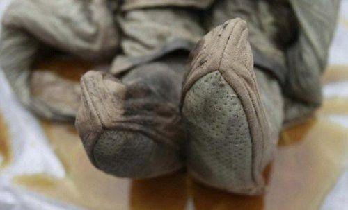 700 yıllık hanedan mumyası bulundu 6