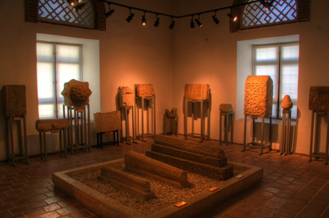 İnce Minare Müzesi (Medresesi) 11